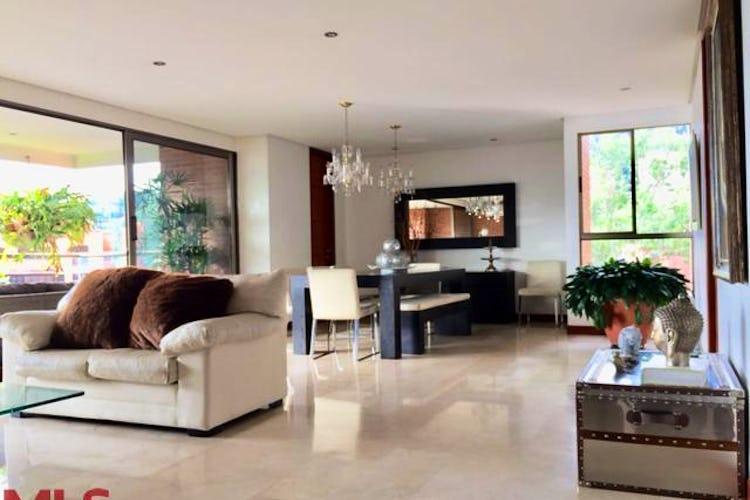 Portada Apartamento en Las Lomas, Poblado, 4 Habitaciones- 305m2.