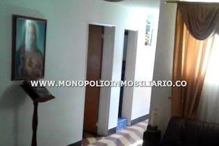 Casa Bifamiliar en Manrique, Medellin - Cuatro alcobas
