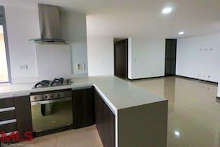 Apartamento en Envigado-Loma de las Brujas,120 mts2-2 Habitaciones