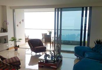 Apartamento en el Tesoro, Poblado, 3 Habitaciones- 217,68m2.