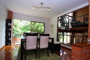 Portón de La Colina, Casa en venta en Los Balsos de 4 alcobas