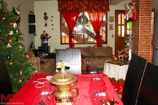 Casa en Cristo Rey, Guayabal, 4 habitaciones- 132,2m2.