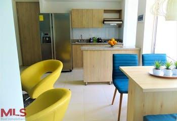 El Coral, Apartamento en venta en Niquia, 55m² con Piscina...