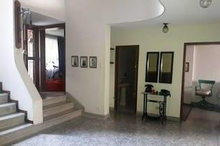 Casa en El Velódromo, El Estadio, 5 habitaciones- 253,31m2.