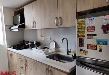 Palmeras, Apartamento en venta en El Salado con Balcón...