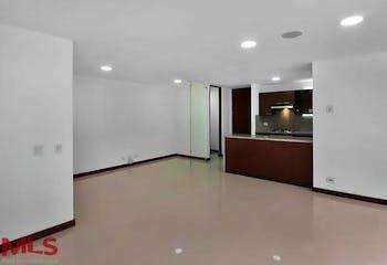 Apartamento en Loma de Cumbres, Envigado - 104mt, tres alcobas, balcón
