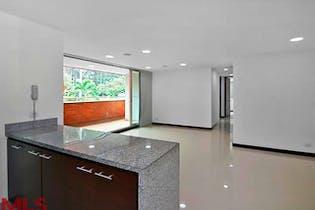 Apartamento en venta en Loma de Cumbres, Envigado - 104mt, tres alcobas