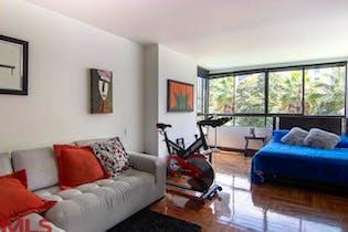 Parque Residencial La Campiña, Apartamento en venta en Los Balsos de 3 habitaciones