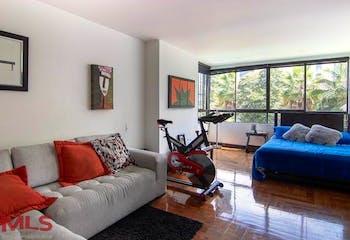 Parque Residencial La Campiña, Apartamento en venta en Los Balsos con Gimnasio...