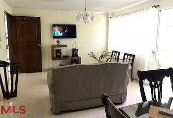 Apartamento en Laureles-Conquistadores, con 3 Alcobas - 123 mt2.