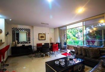 Apartamento en Zúñiga-Envigado, con 3 Alcobas - 139 mt2.