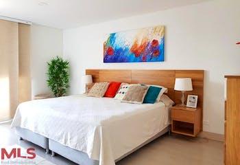 Apartamento en El Esmeraldal-Envigado, con 3 Habitaciones - 116 mt2.