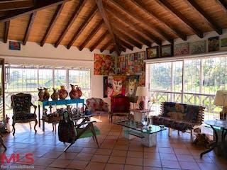 Senderos De Quirama, casa en venta en El Carmen de Viboral, El Carmen de Viboral