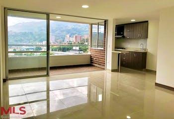 Apartamento en Itagüí-Suramérica, con 2 Habitaciones - 73.5 mt2.