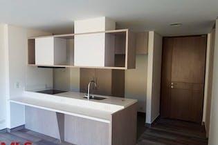 Apartaestudio en venta en La Convencion, Rionegro - 62mt con balcon