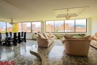 Apartamento en San Joaquín-Laureles, con 6 Habitaciones - 323 mt2.