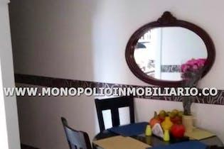 Apartamento en venta en Palenque de 3 habitaciones