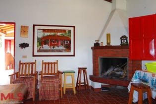 Casa finca en venta en Autopista, Guarne 211 mts