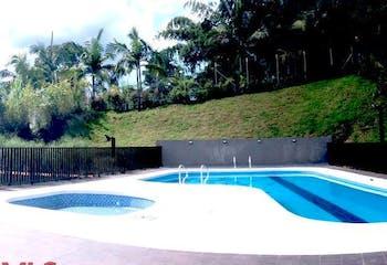 Ginebra Houses, Casa en venta en Loma Del Atravezado de 3 hab.