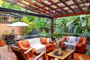 Casa en San Lucas, El poblado, 4 Habitaciones- 337m2.