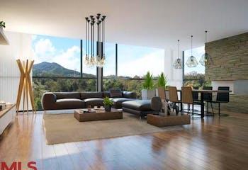 Apartamento en Alto de Las Palmas Indiana Swiss con 270 mt, duplex