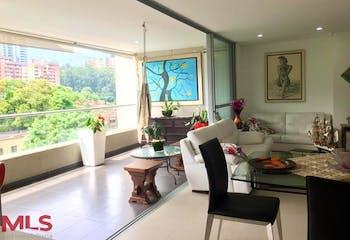Apartamento en venta en Loma De Benedictinos, 115m² con Zonas húmedas...