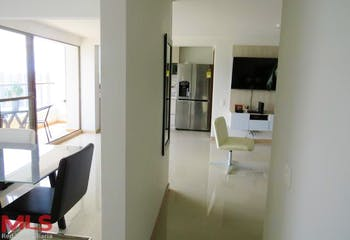 Apartamento en Sabaneta-Ancon, con 2 Habitaciones - 75 mt2.