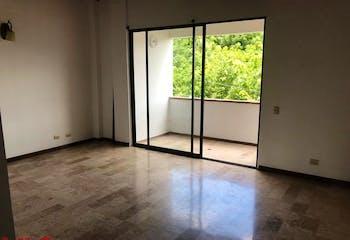 Apartamento en venta en Los Balsos 84m² con Gimnasio...