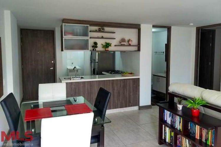 Portada Apartamento en el Salado, Envigado, Verdun, 2 Habitaciones- 60,12m2.