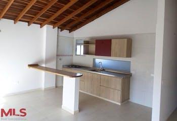 Apartamento en La Ceja-La Cruz, con 3 Habitaciones - 124 mt2.