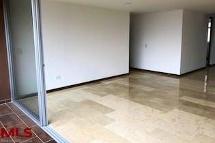 Cyros, Apartamento en venta en Los Almendros de 3 alcobas