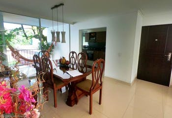 Apartamento en Patio Bonito, Poblado, 4 Habitaciones- 137m2.