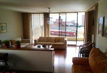 Apartamento en La Lomas, Poblado, 3 Habitaciones- 228m2.