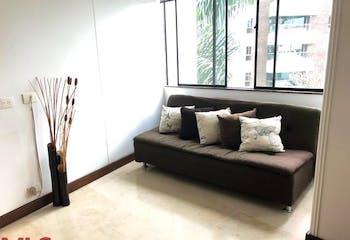 Parque Lorena, Apartamento en venta en La Aguacatala de 3 habitaciones