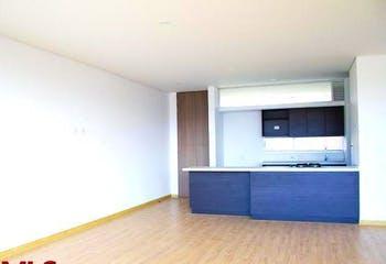 Apartamento en Alejandría, El Poblado con 2 habitaciones y balcón - 128,32 mt2.