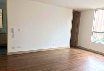 Apartamento en venta en Santa María de los Ángeles de tres habitaciones