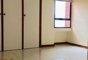 Apartamento en La Tomatera, Poblado - 65mt, dos alcobas