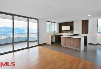 Penthouse duplex de 318m2 en Envigado, sector Loma de Brujas