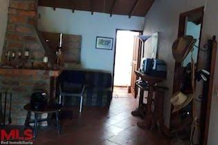Finca Recreativa en V. Pontezuela, Rionegro - 279 mts, 3 habitaciones.
