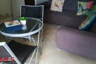 Apartamento, Belen, Loma del Bernal, 3 habitaciones-con 51.58mt2