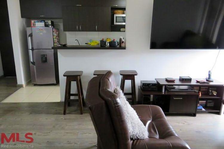 Portada Apartamento en Ditaires, Itagüí, 3 Habitaciones- 69m2.