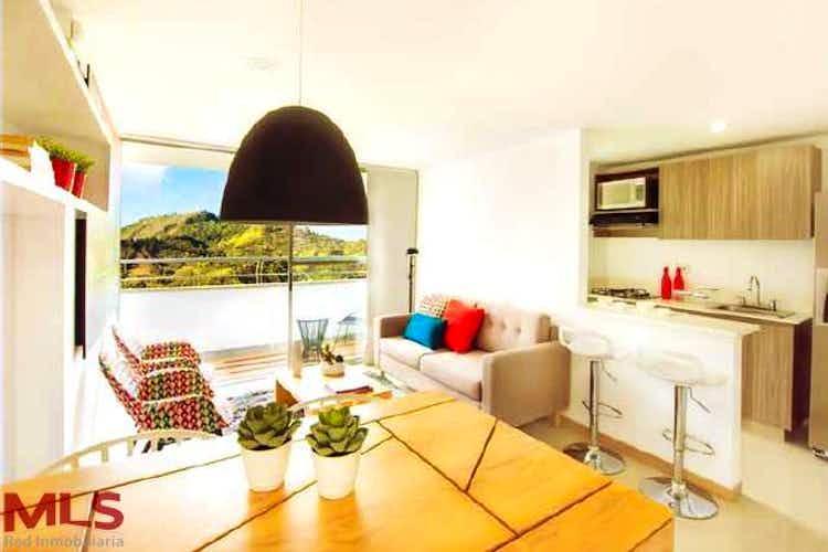 Portada Apartamento en venta en Suramericana de 69.34 mt2. con Balcón