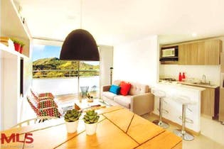Apartamento en venta en Suramericana de 69.34 mt2. con Balcón