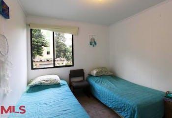 La Abadia, Apartamento en venta en Loma De Benedictinos 89m² con Gimnasio...
