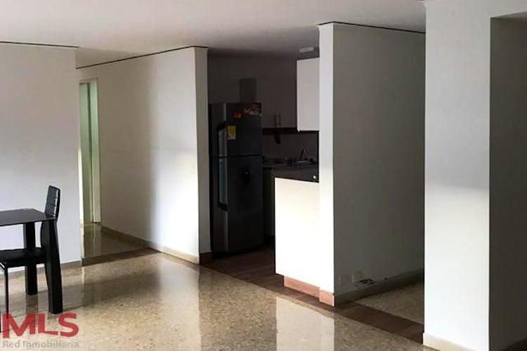 Portada Apartamento en venta en Los Balsos de tres alcobas