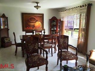 Guaduales De La Abadia, casa en venta en Loma de Benedictinos, Envigado