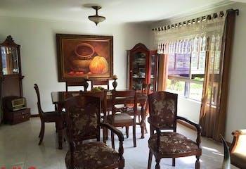Guaduales De La Abadia, Casa en venta en Loma De Benedictinos 187m² con Piscina...