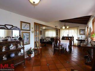 Condominio Campestre La Palma, casa en venta en Los Tambos, La Ceja