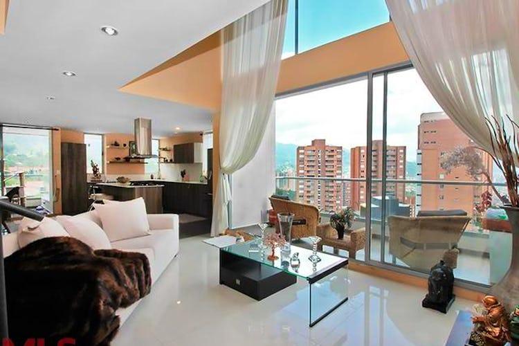 Portada Apartamento en Loma de Benedictinos, Envigado, 2 Habitaciones- 161,99m2.