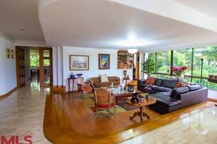 Apartamento en Alejandría-El Poblado, con 3 Habitaciones - 258 mt2.